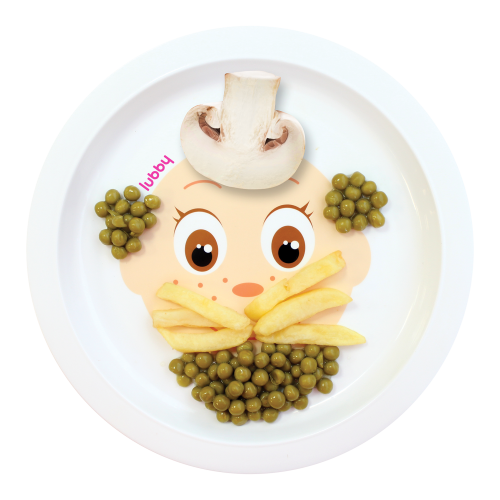 Тарелка для вторых блюд