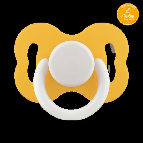 Латексная пустышка с круглым соском
